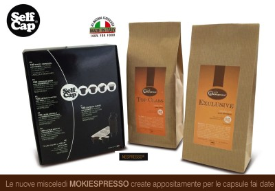 Nespresso+2 sacchetti