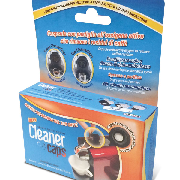 Cleaner-Caps scatola RGB